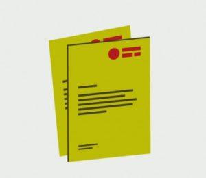 Impressions-papier entête - tête de lettre